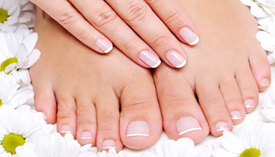 Pedicure wellness